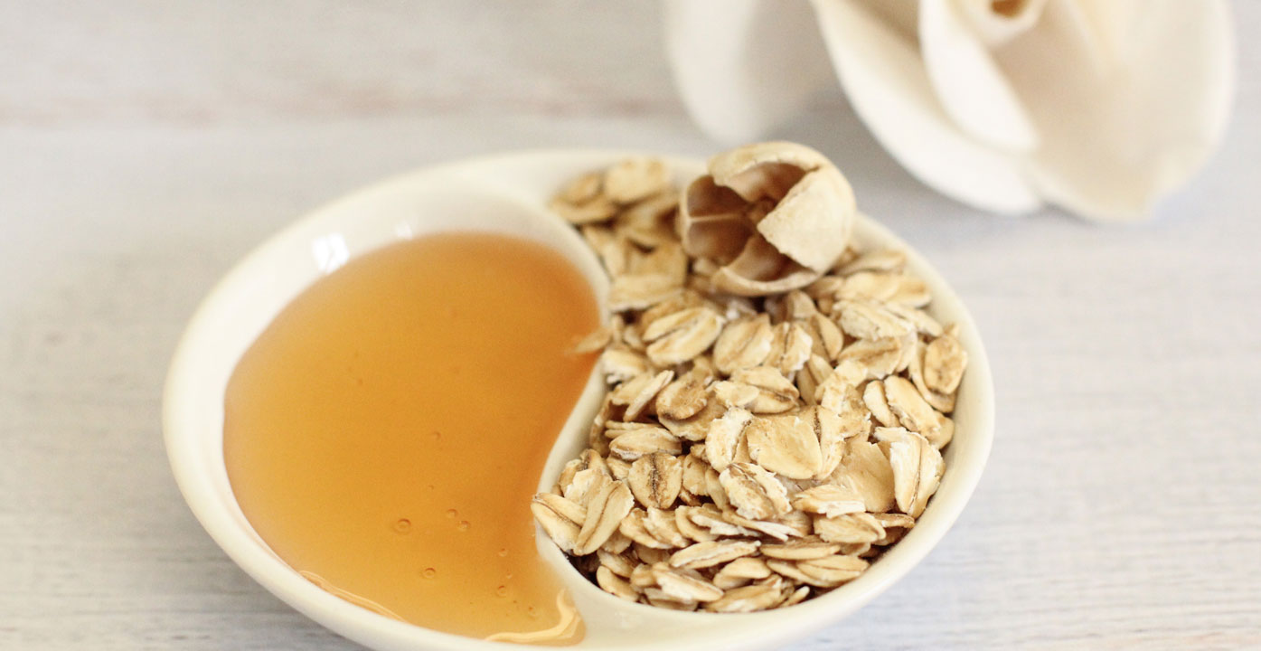 Oats and Honey Face Mask