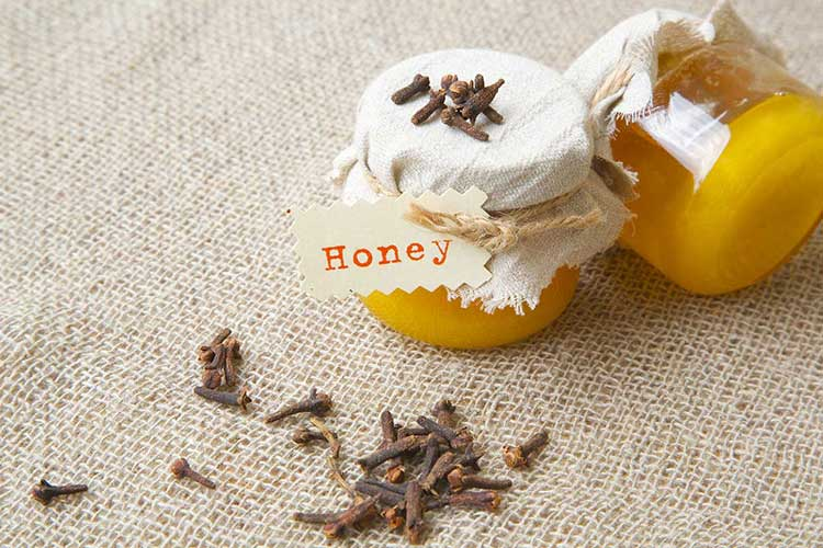 Honey and Cloves for Asthma