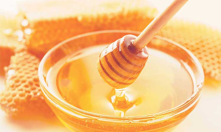 Honey for Allergy Relief