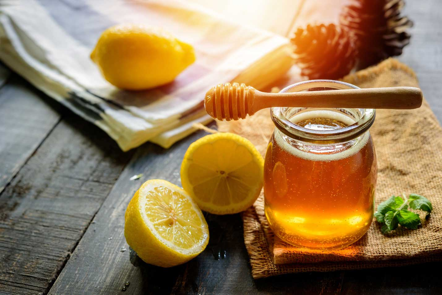 Lemon and Honey for Anxiety
