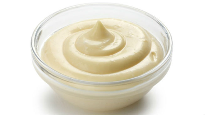 Mayonnaise and Honey Hair Mask