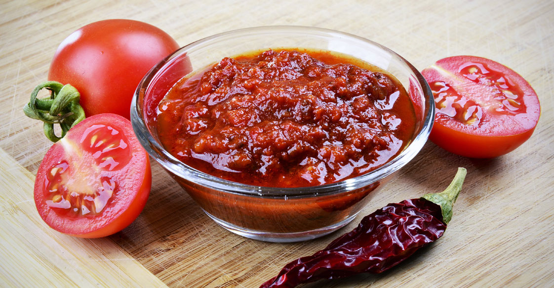honey tomato chutney