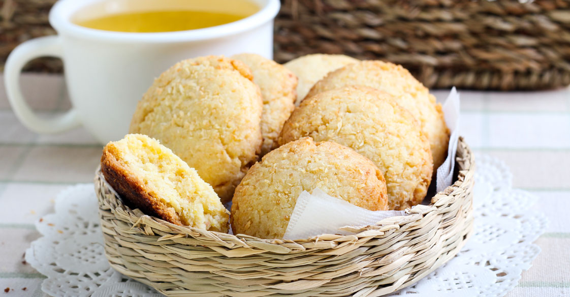 Honey Cornmeal Biscuits Recipe