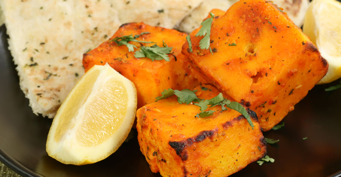 Paneer Recipes: Lemon Honey Sauce