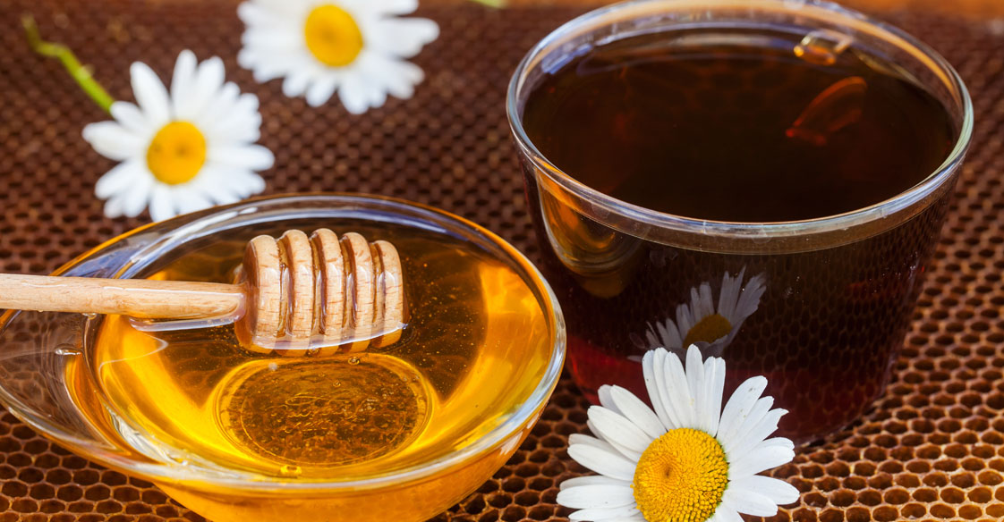 Recipe for Honey Chamomile Tea