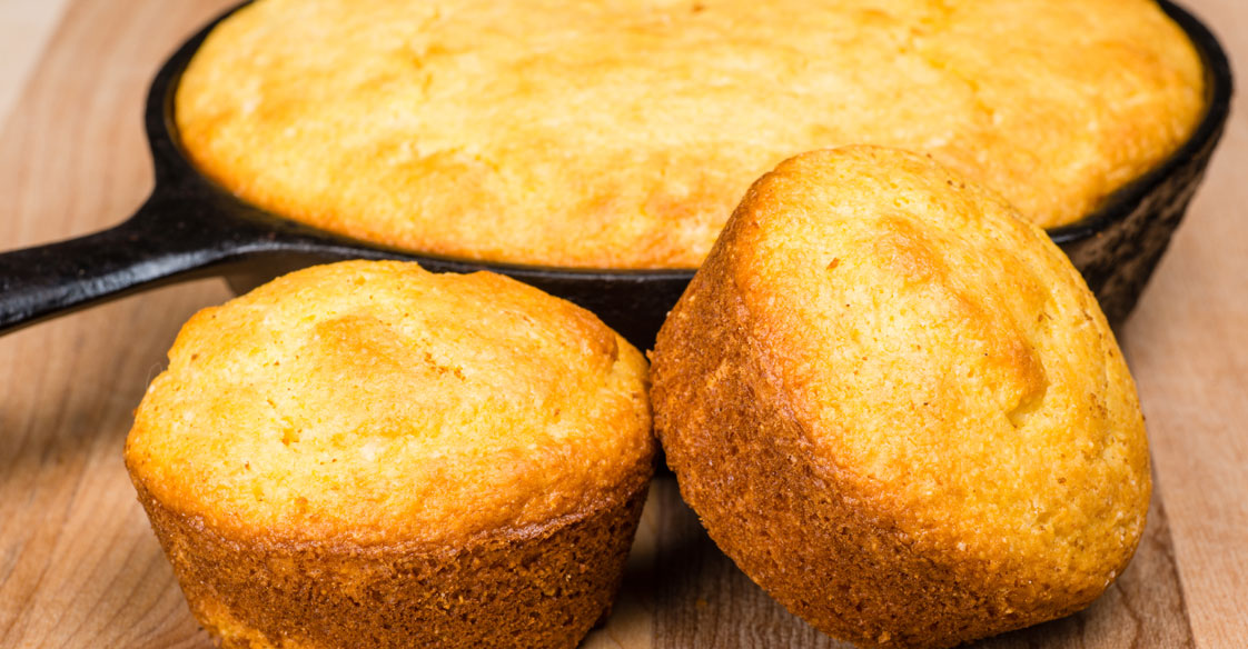 Recipe for Honey Cornbread Muffins