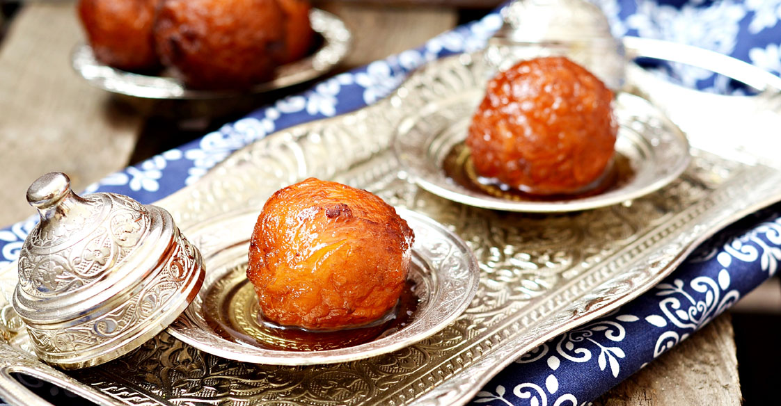 Honey Gulab Jamun