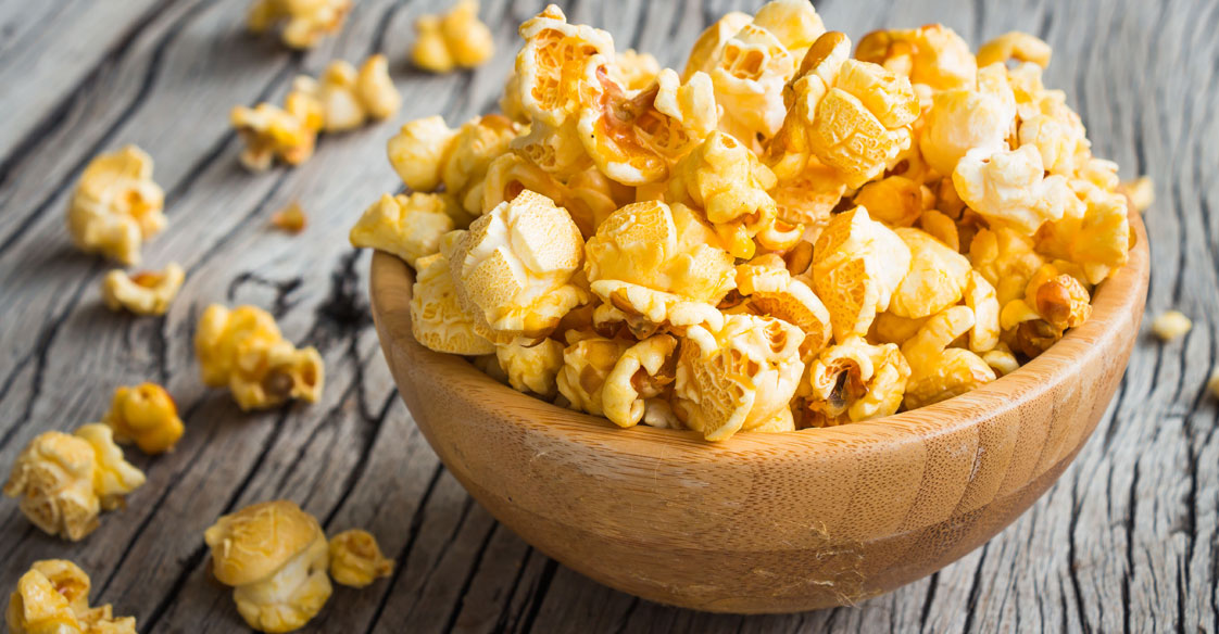 Healthy Popcorn: Honey Popcorn Recipe