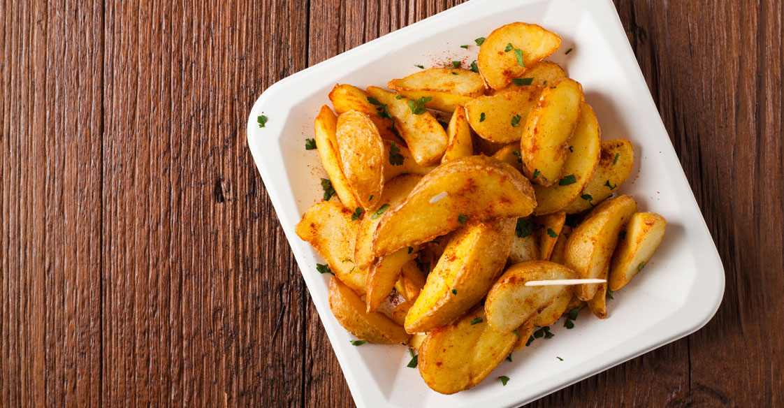 Recipe for Honey Chilli Potato
