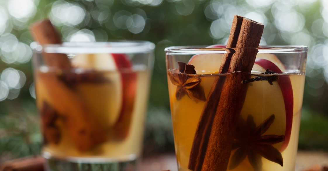 Apple Cider with Honey recipe