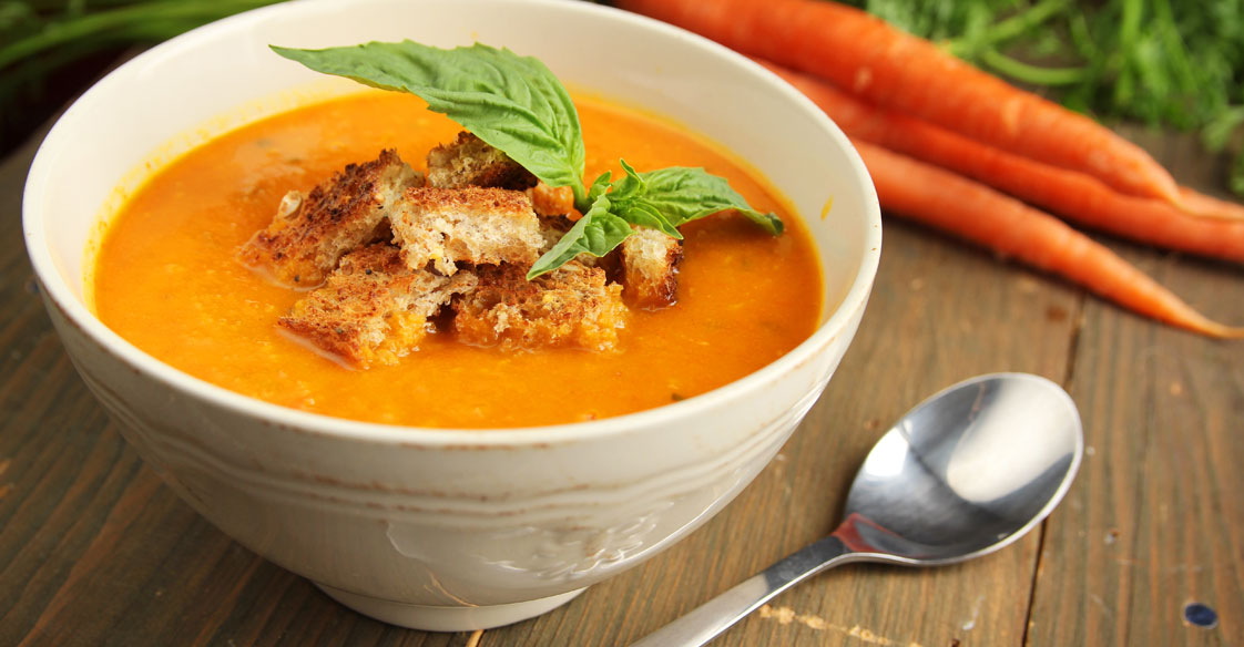 Carrot Soup with Honey Recipe