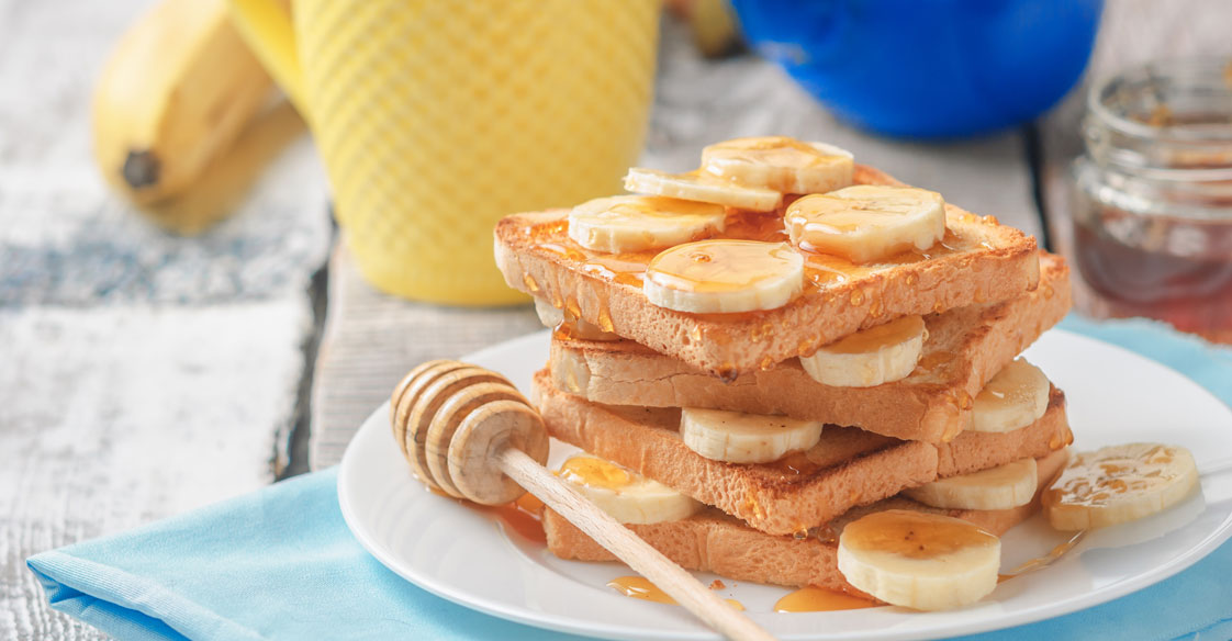 Recipe for Honey Toast