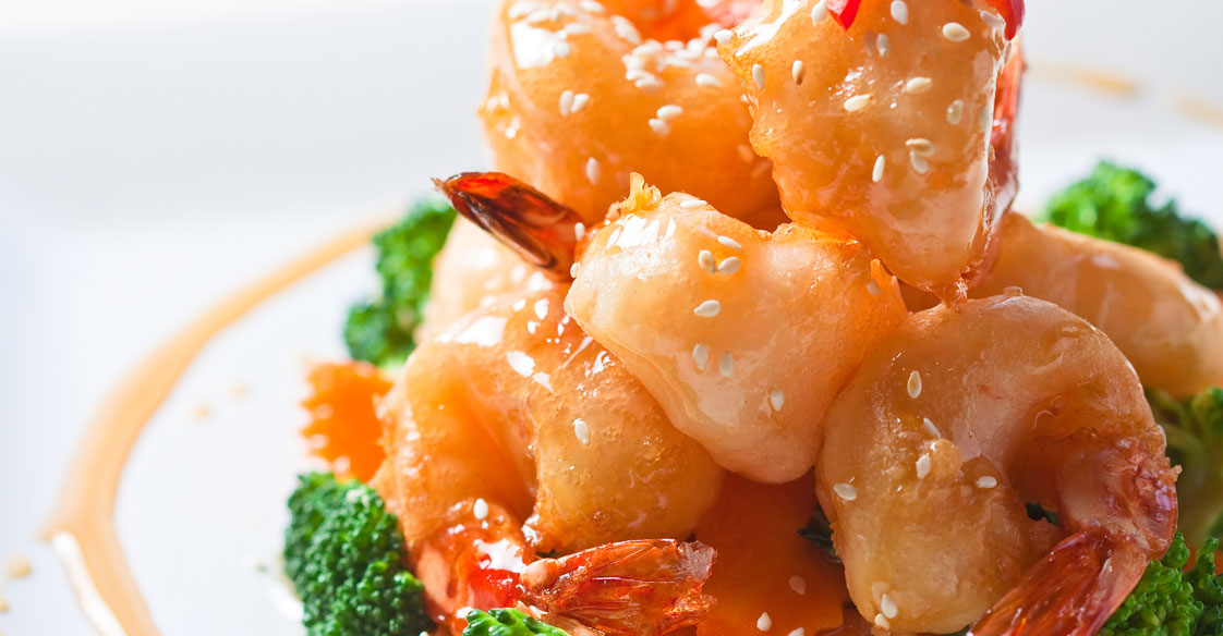 Crispy Honey Prawns Recipe