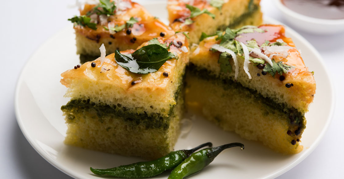 HONEY LEMON DHOKLA